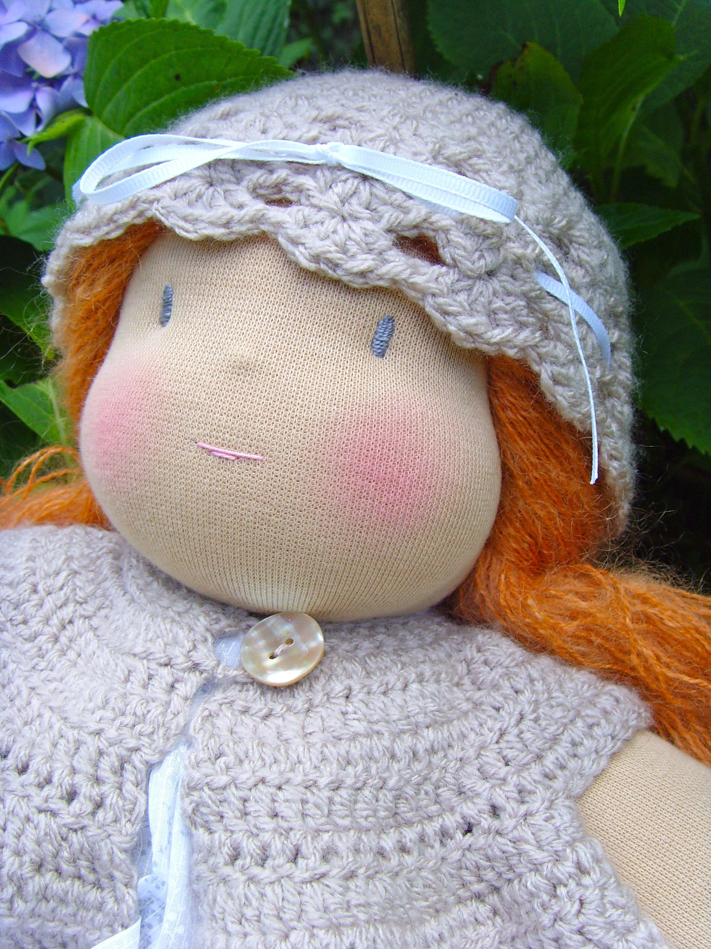 poupée waldorf